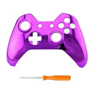 Image 4 - מול דיור פגז כיסוי עור עבור xbox one משחקים עליון מקרה החלפת חלקי תואם עבור עבור Xbox One עלית בקר