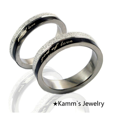 His And Hers Promise Ring Sets Stainless Steel God Of Love Anniversary Gifts For Couple Love pairs 2017 New Arrival Hot KR016  sc 1 st  AliExpress.com & His And Hers Promise Ring Sets Stainless Steel God Of Love ...