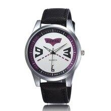 Relogio masculino original hot venda Nova Homens de Couro Relógio de Quartzo Relógios Homens Relógio Militar Masculino Homem Relógio Relógios Casuais