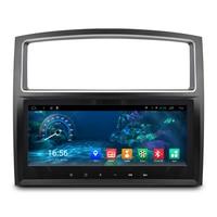 8.8 Android Car Stereo Audio Head Unit Autoradio Headunit for Mitsubishi Pajero V97 V93 2013 2014 2015