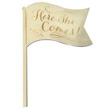 Деревенская свадьба, дерево, направляющий знак, стильное свадебное оформление, деревянная направляющая карточка для жениха, свадьба, день рождения, форма флага