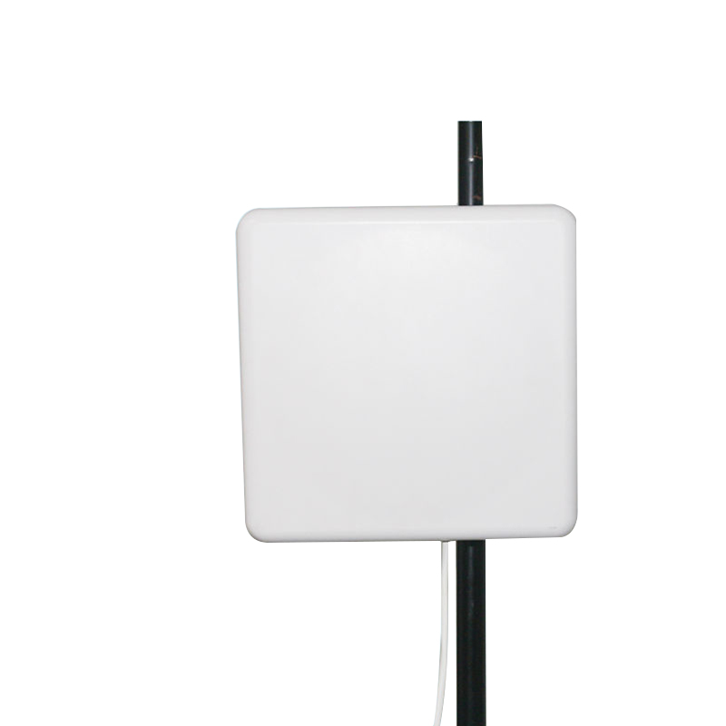 902~928MHz R2000 waterproof rfid card reader writer with RS232/RS485 interface read distance up to 0~10m for parking system rs485id card reader rs485 read head 485 entrance guard card reader waterproof head support for secondary development