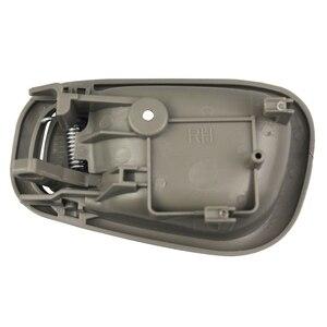 Image 4 - 2pcs Inside Door Handle GRAY/GREY for 98 02 Toyota Corolla & Chevy Prizm