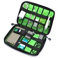 Travel Bags Data Cable Practical Earphone Wire Storage Laptop Accessories Bag Power Line Organizer Electric Bag Flash Disk Case