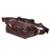 Bolsa Carteira dos homens do Desenhador do vintage Alça de Ombro Casual Funcional Bolsa de Telefone Saco Menino Escola Bolsas Zipper Saco Pacote de Cintura