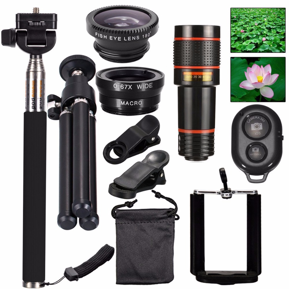 JKING 1 Set All in 1 Accessories Phone Camera Lens Top Travel Kit For Smart Phone iPhone Samsung HTC HUAWEIJKING 1 Set All in 1 Accessories Phone Camera Lens Top Travel Kit For Smart Phone iPhone Samsung HTC HUAWEI