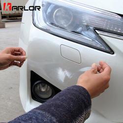 20 см x 1/2/3/5M кожа носорога Стикеры защитная плёнка Винил Прозрачная анти-грязный пленка для Автомобильный бампер капот Краски наклейка