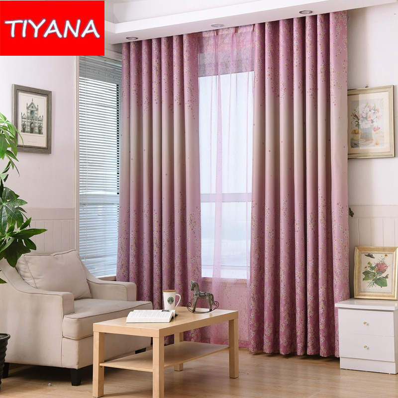 curtains for pink bedroom new style window blackout pink curtains for bedroom floral 15058