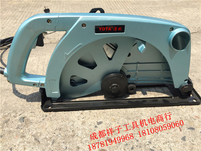 Tian Ze 300mm250mm Stone Cutting Machine Of High Power Metal Steel Wood Stone Brick Cutter