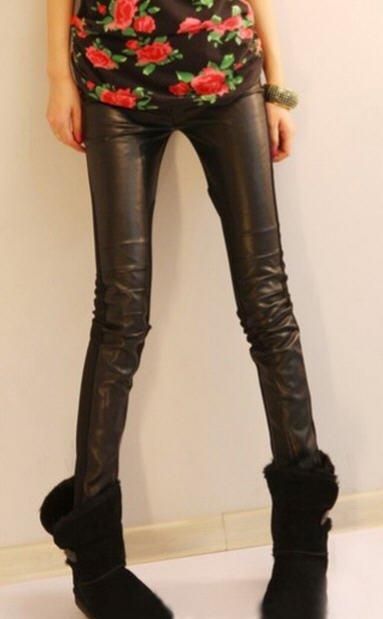 Wholesale Japan Style Lace Montage Jeans Leggings