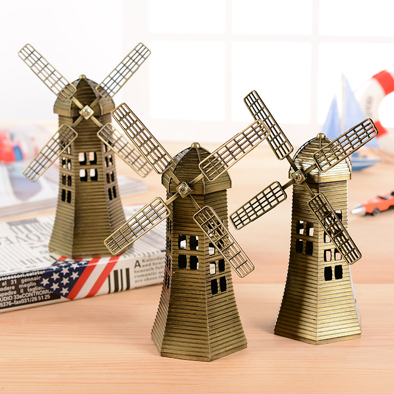The Dutch Windmills Metal Furnishing Articles Home