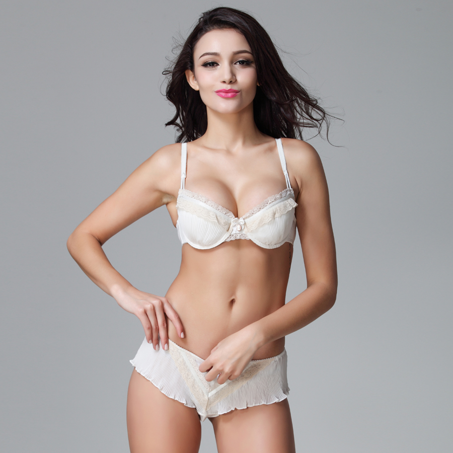 large cup bras for women white sexy lace push up bra big ...