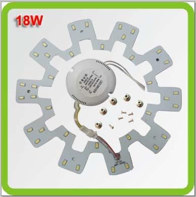 Luzes de Teto para baixo luzes led anel Tensão : 90-260v