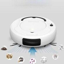 1800Pa робот-пылесос Многофункциональный Умный уборщик пола, 3-в-1 Авто Перезаряжаемые сухой мокрой подметальная очиститель