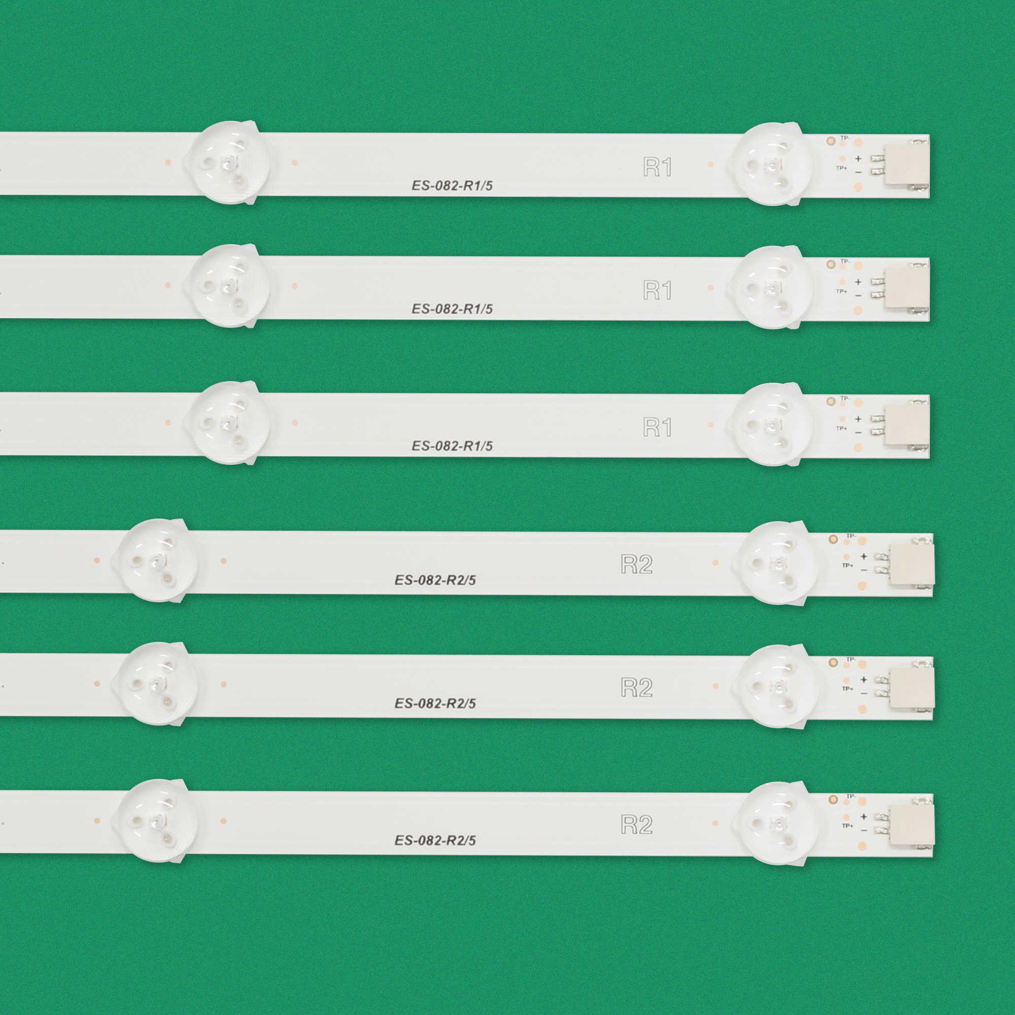 12 Pcs TV LED Bar Pengganti LG 50LN5200 50LN5400 50LN5750 50LN577S 6916L-1272A 6916L-1241A 6916L-1273A 6916L-1276A