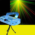 1 шт. сине-мини лазер проектор DJ дискотека лазерного сценического освещения на рождество ну вечеринку шоу клуб бар паб свадьба