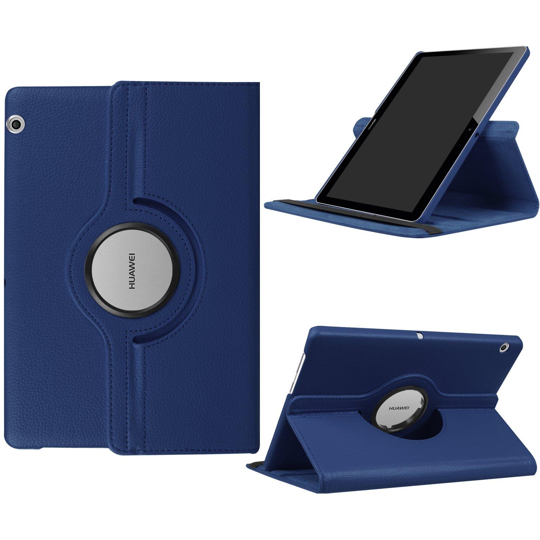 Caso para Huawei MediaPad T3 10 T5 M2 M3 Lite 10.1 M5 Por 10.8 De Couro PU Flio Tablet Funda Capa para Huawei Honor Play Pad 2 9.6