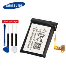 Original Samsung EB-BR730ABE Battery For Gear S2 3G R730 SM-R730S SM-R730T SM-R730A SM-R730V SM-R600 300mAh