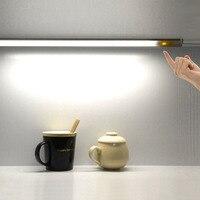 GT Lite LED Touch Sensor Kitchen Cabinet Light Lamp Wardrobe Closet Showcase Bookshelf White USB Lamp