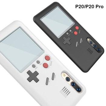 Nintendo Tetris Gameboy telefon kılıfı Için huawei P20 Pro Yumuşak Kenar Oyun Konsolu arka kapak Için huawei P20pro P20 kılıfları