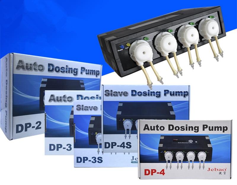 JEBAO JECOD DP2 DP3 DP4 DP-2 DP-3 DP-4 DP3S DP4S DP-3S DP-4S Auto Dosing Pump -Automatic Doser for Marine Reef Aquarium фото