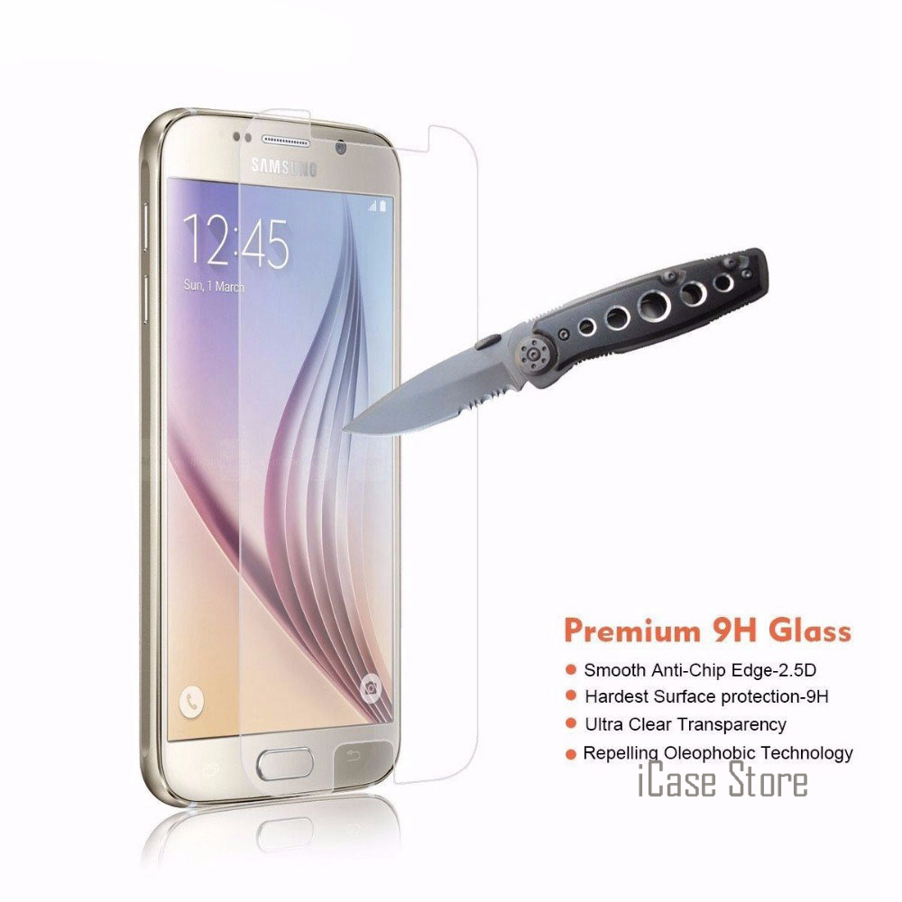 0.26mm 9H Tempered Glass For Samsung Galaxy A3 A5 J1 Mini J2 J3 J5 2015 A310F A510F J120 J320 J510F 2016 Screen Protector Film ...