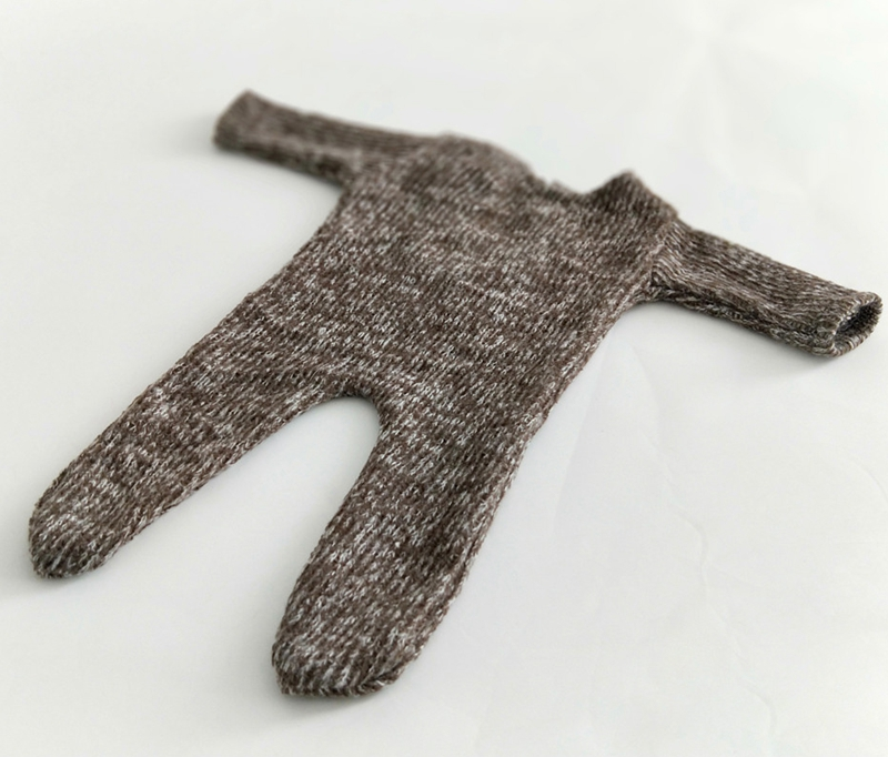 Baby Long Sleeve   Romper   Newborn Props for Photography ,Knitting Newborn   Romper   Baby Photo Prop Shooting Infant Costume, #P2428
