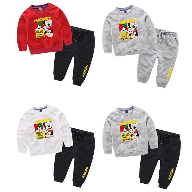 Autumn Winter Warm Jackets For Girls Coats For Boys Jackets Girl Jackets Kids Cartoon Mickey Outerwear Children Baseball Uniform 1