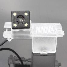 Ccd-auto-rückseiten-kamera für Ssangyong Rexton Kyron Backup Hintere Bewertung der Parken-kit Wasserdichte NightVision Kostenloser Versand