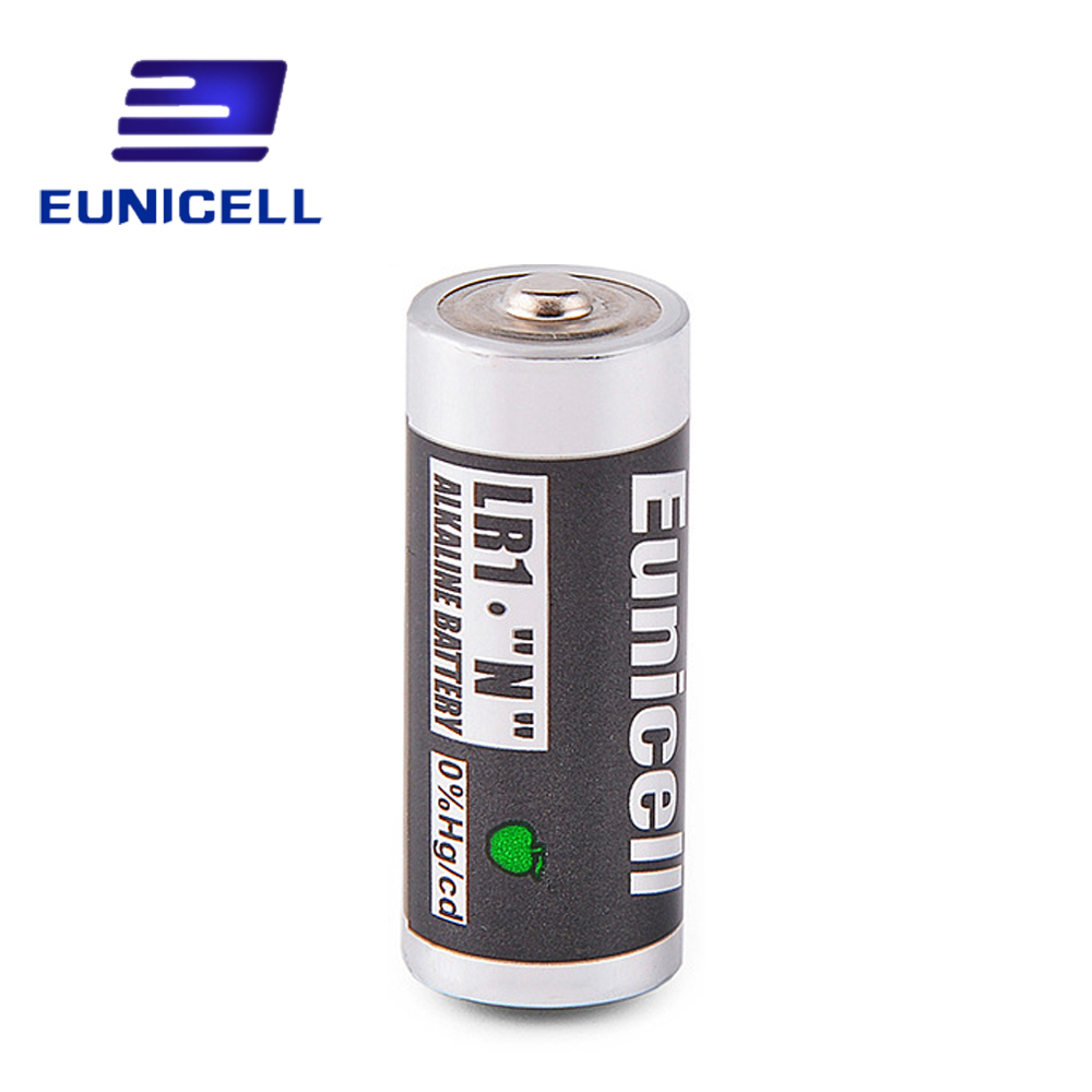 5PCS N Size batteries LR1 AM5 E90 AM5 MN9100 1 5V Alkaline duty Battery Primary and Dry Batteries for Speaker Bluetooth Players in Primary Dry Batteries from Consumer Electronics