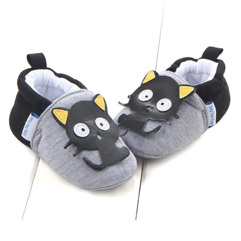 First Walkers Baby Shoes Cotton Anti-slip Booties Baby Girl Boy Shoes Animal Cartoon Newborn Slippers Footwear Booties Kids Gifts (32)