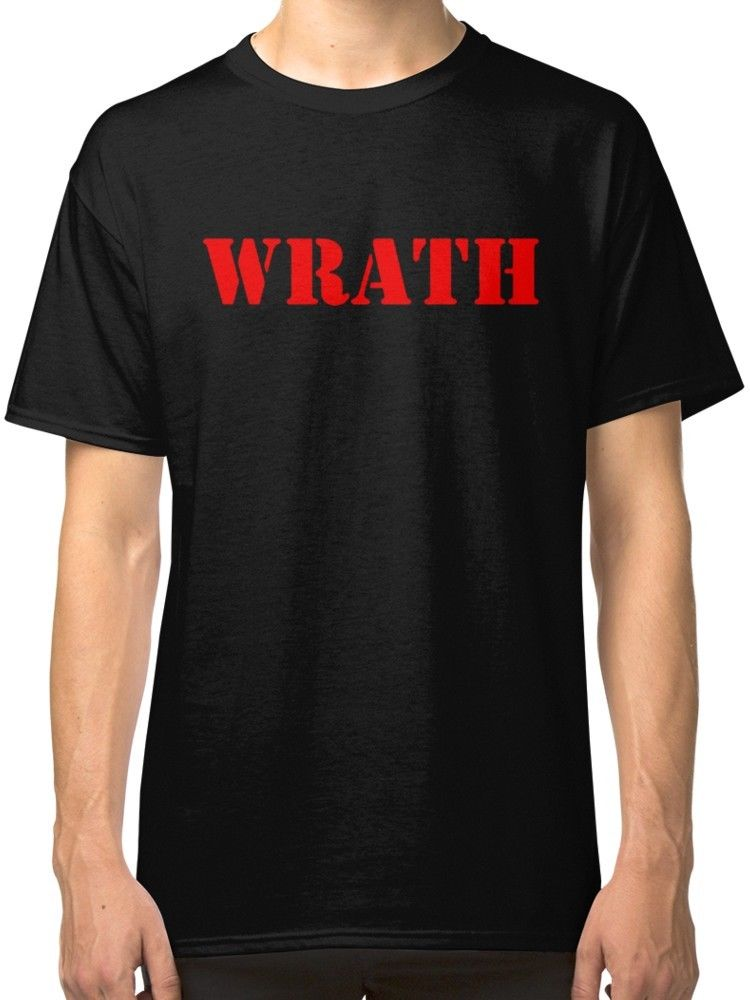 Natural Selection And Wrath T Shirts