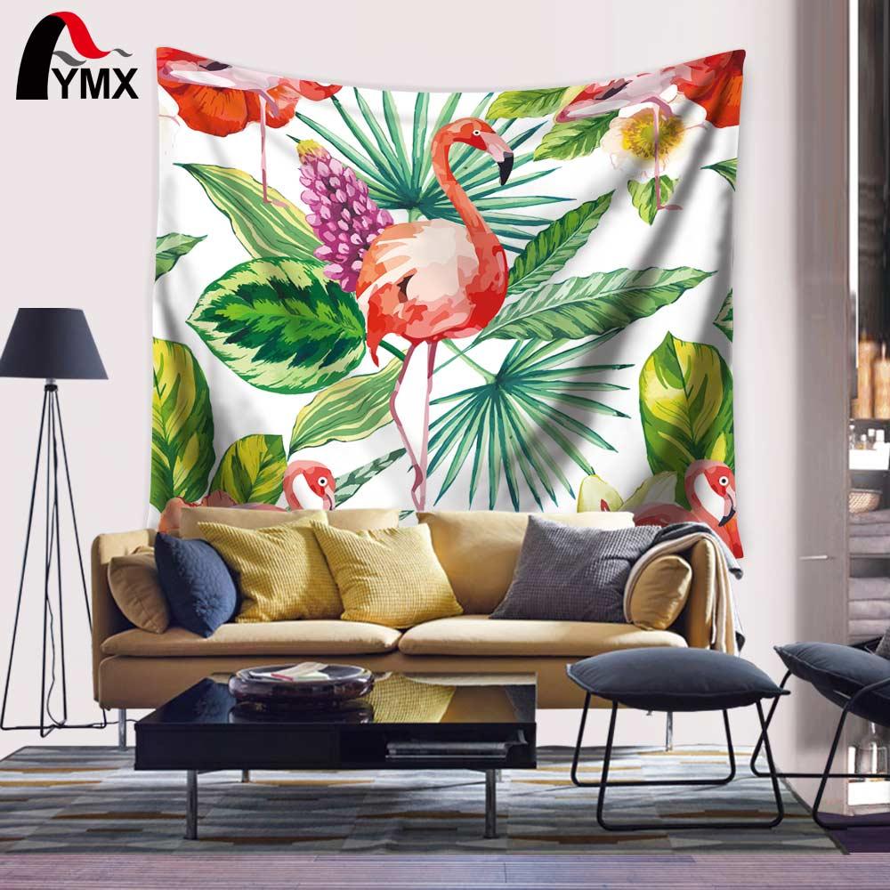 Гобеленові крани Фламінго друк - Домашній текстиль - фото 1