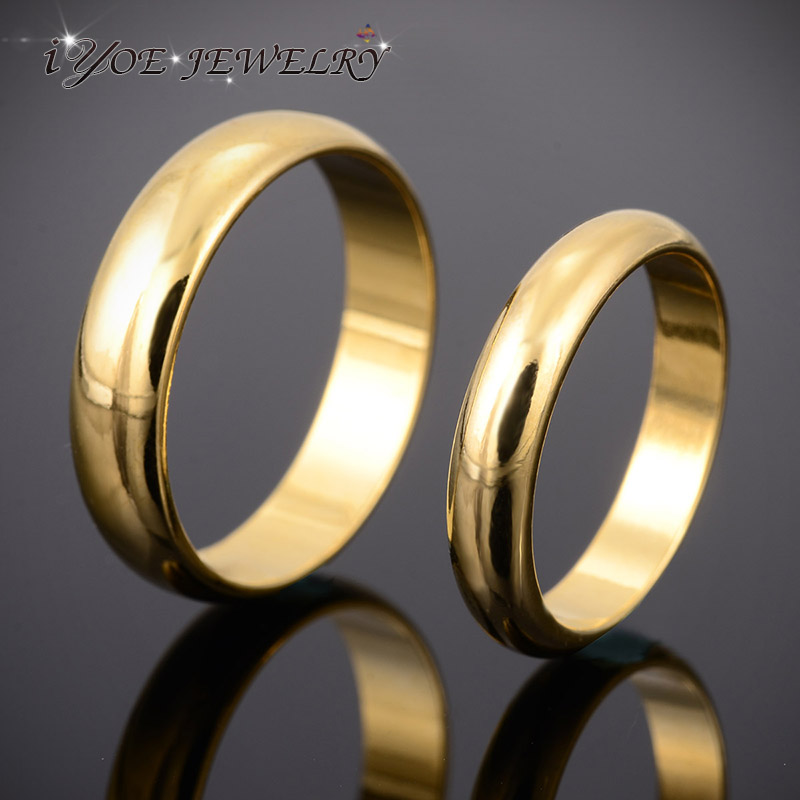 aliexpresscom buy iyoe simple style classic wedding With where to buy a wedding ring
