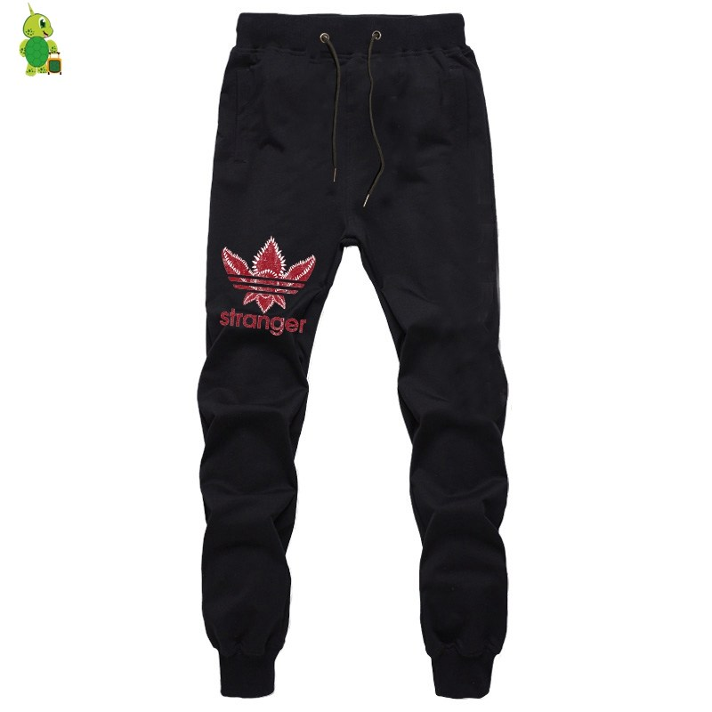Harem Pants Long-Trousers Stranger Things Men Streetwear Hot Cotton Casual