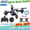 JJRC H6C Беспилотного Новую Версию 2.4 Г 4CH 6 Оси Гироскопа Безголовый Режим с 2-МЕГАПИКСЕЛЬНАЯ Камера RC Quadcopter