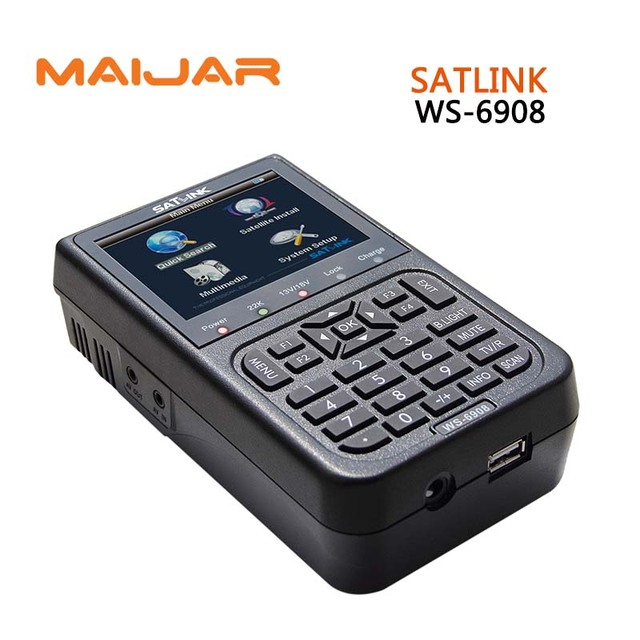 Satlink ws-6908 инструкция на русском