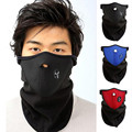 Leadbike 2016 Anti Cold Mask Warm Winter Ski Windproof Bike Bicycle Cycling Sports Half Face Neck Mask Outdoor Masks Dust