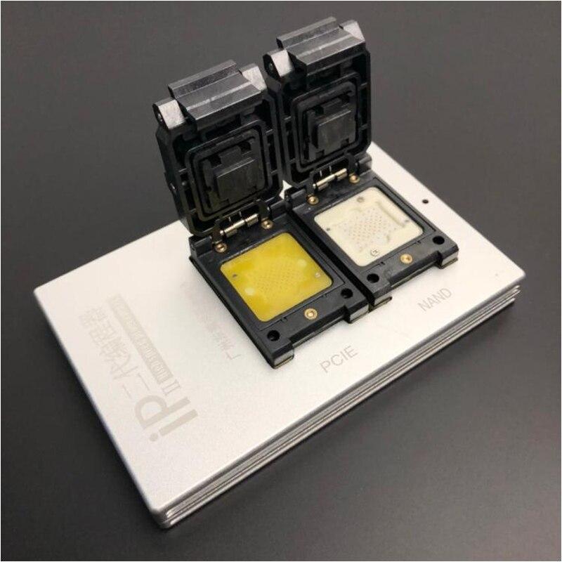 2018 Новейшая IP коробка NAND программатор IP Box V2 hdd NAND SN ремонтный инструмент для iPhone 4S 5 5C 5S 6 6P 6S 6SP 7 7P все iPad