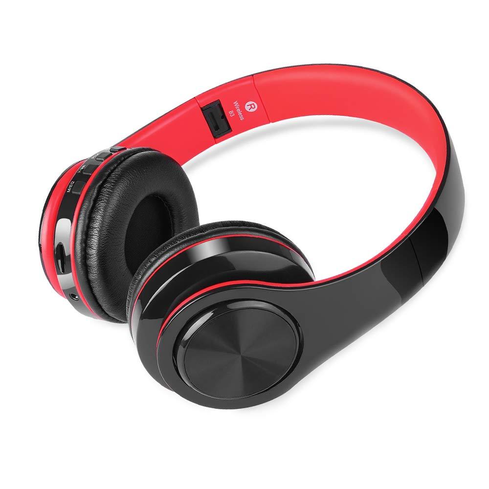 hot sell bluetooth 4 1 wireless headphones casque sans fil super bass sports headphones support
