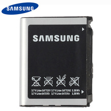 Original Samsung AB653039CC Battery For Samsung U808E E958 U908E U900 E950 F609 Authentic Phone 880mAh body craft f609