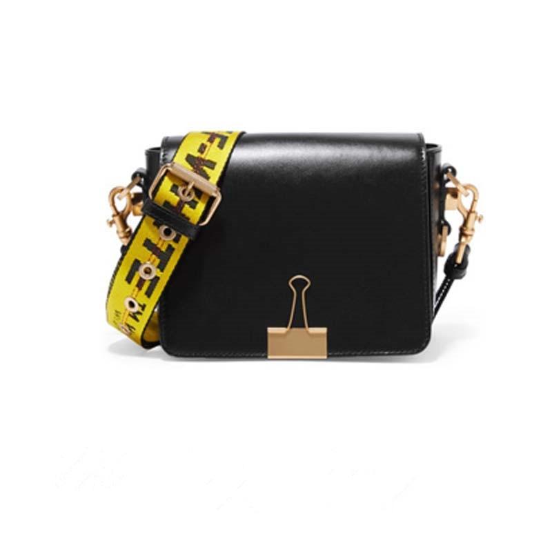 2017 Sale Women Polyester The New Spring And Summer Cow Leather Handbag Shoulder Wide Straps Folder Stripe Satchel Bag Small
