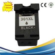 CH561E Черный чернильный картридж 301 XL переработанный для HP301 HP301XL с чернилами hp Deskjet 2050se 2510 2540 2542 3000 3050 3055A для струйной печати