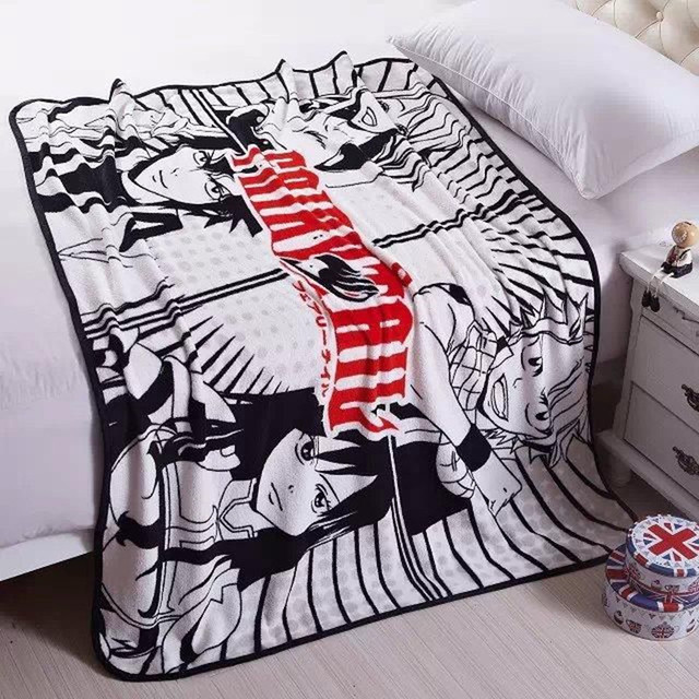 Fairy Tail Blanket