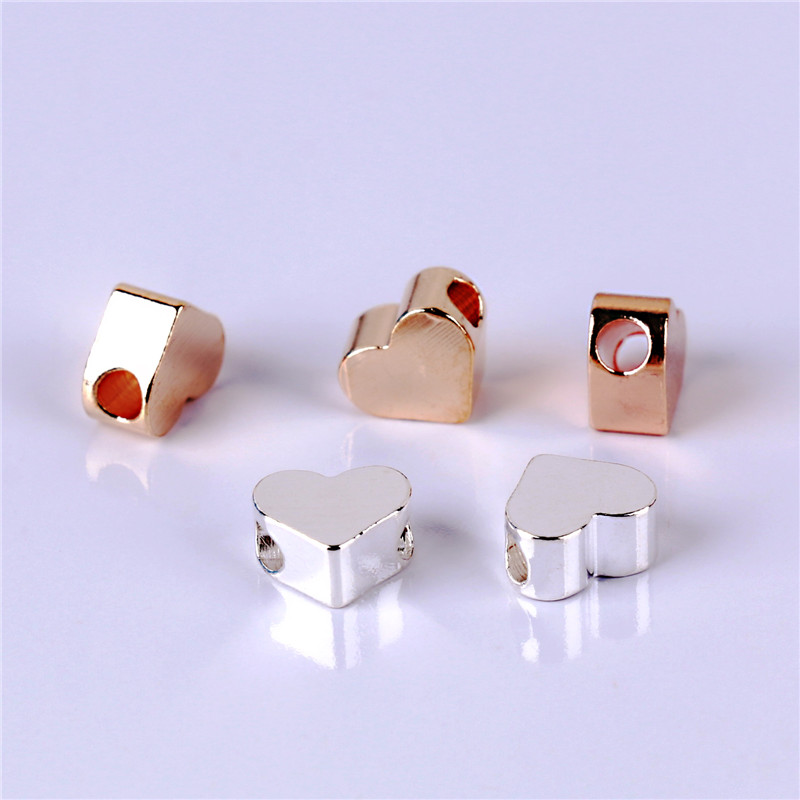 Accessories Heart DIY Copper