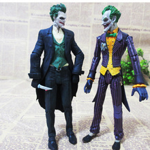 Super Heroes Batman The Joker PVC Action Figure Collection Model Toy 6″ 15cm Free Shipping