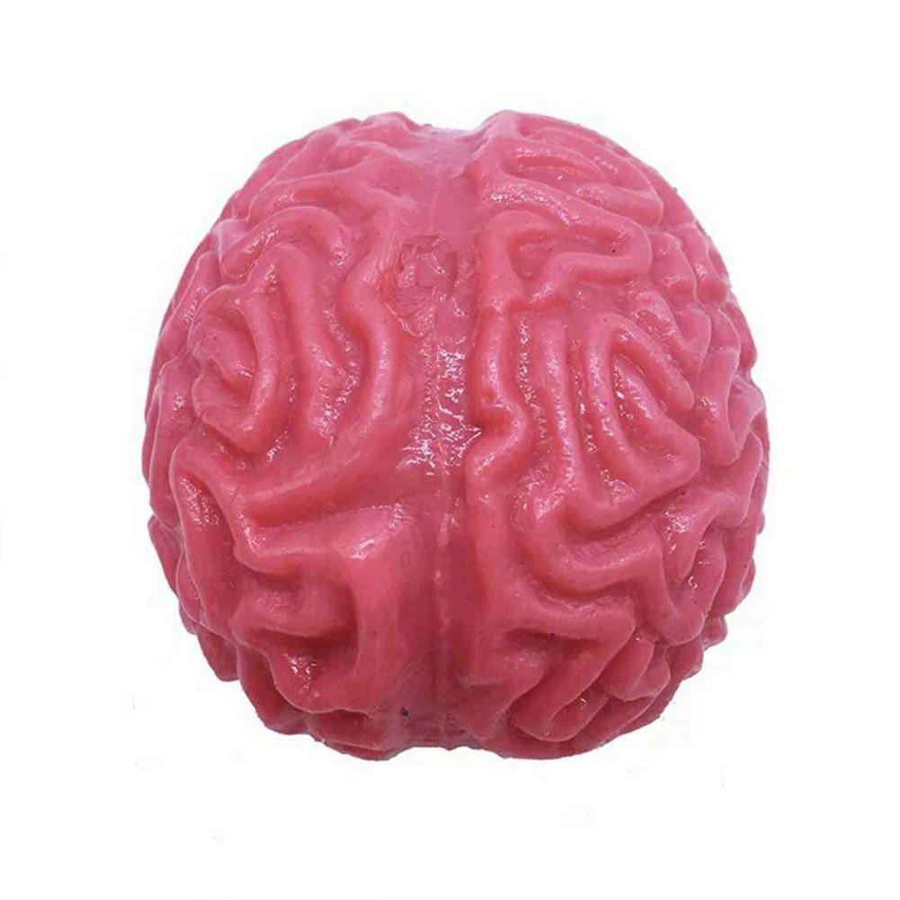 12 pcs/lot Squishy cerveau Fidget Splat balle Anti Stress Popping anxiété réducteur sensoriel jeu amusant jouet pour fête d'halloween