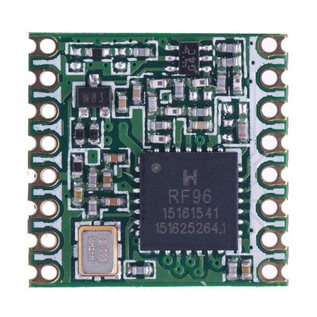 RFM95W/RFM98W 100mW 433/868/915Mhz High sensitivity sx1278/sx1276 Lora module ultra long range RF Wireless Transceiver Module