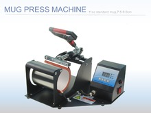 Heat press machine Automatic cup heat transfer machine Multicolor printing machine DX-021 heat press machine