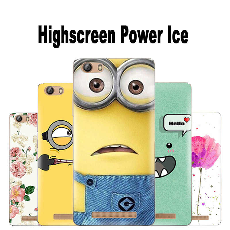 Highscreen Power obudowa na lód obudowa z tworzywa sztucznego dla mocy Ice Highscreen obudowa z baterią na lód nowa fala Ice Highscreen Power case